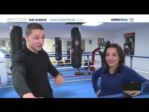 biographie - Le blog de Sarah Ourahmoune, Championne du monde de boxe