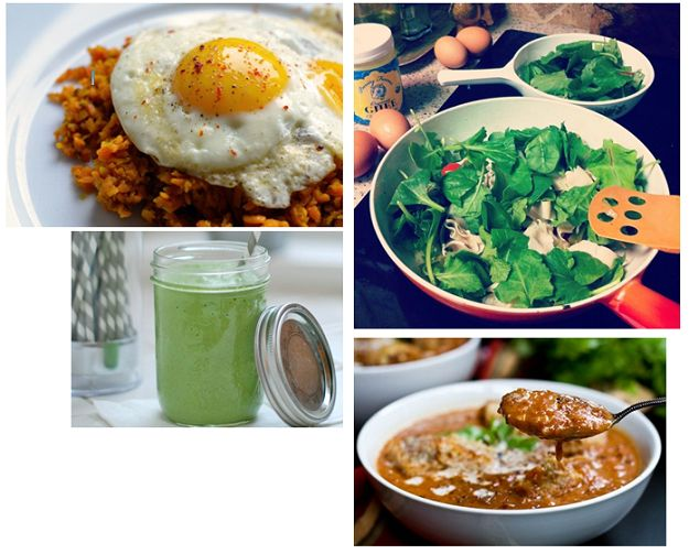 hiking in stilettos: Monday Meal Planning: Whole30 January 2014