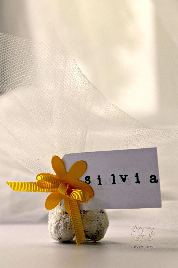Escord card seminabili #seed paper #eco-wedding