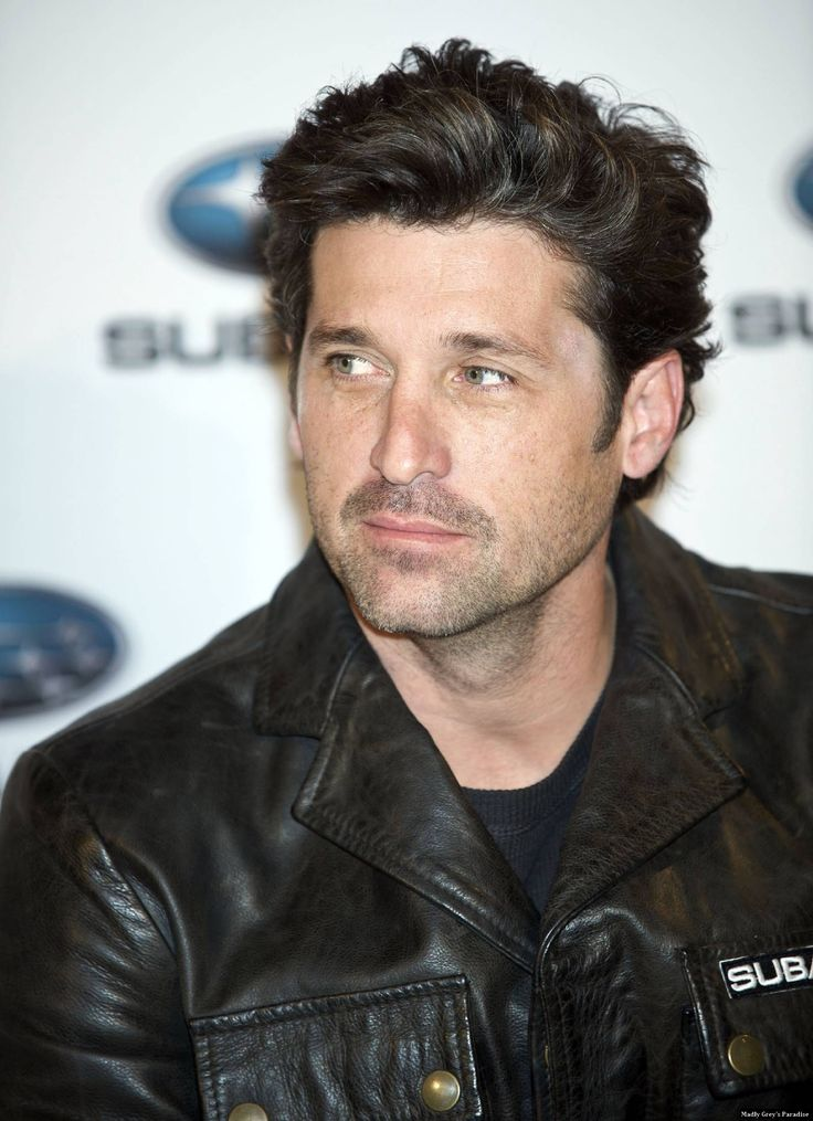 Patrick Dempsey.... perfect example of something getting better with age