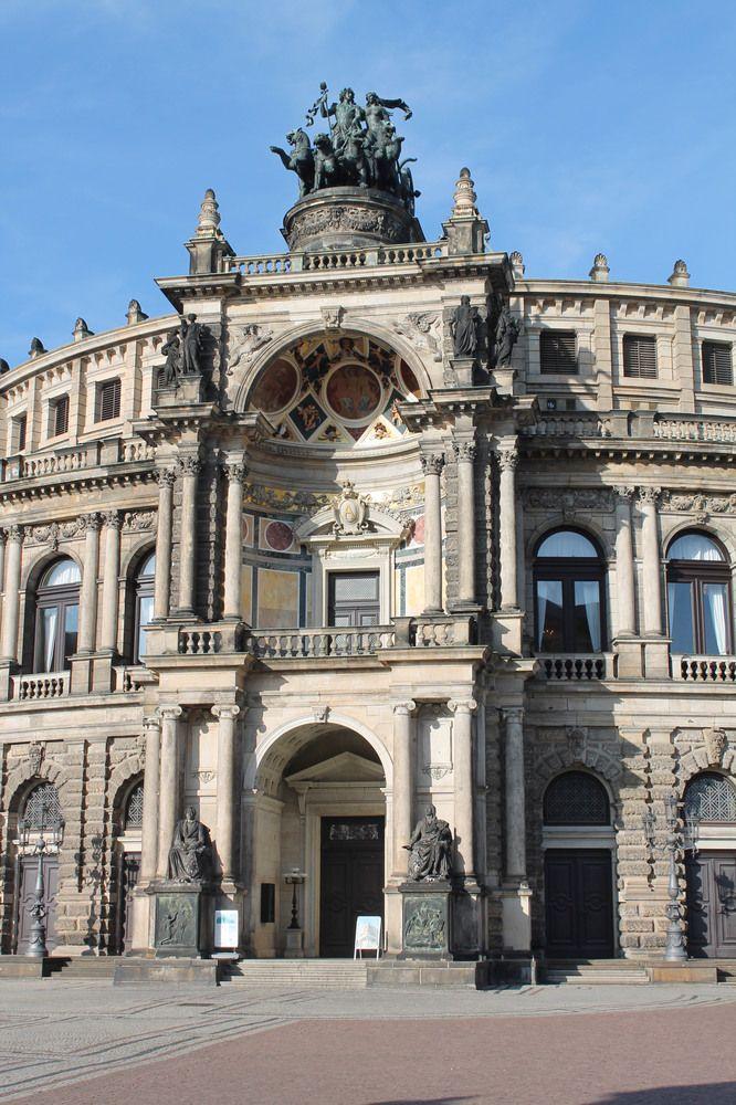 Semperoper Dresden http://fc-foto.de/35276783