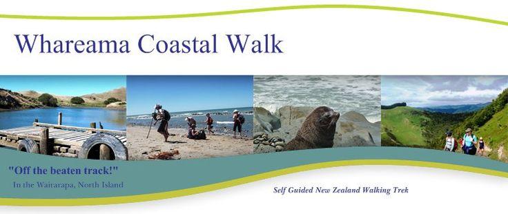 "Whareama Coastal Walk - ""Off the beaten track!"""