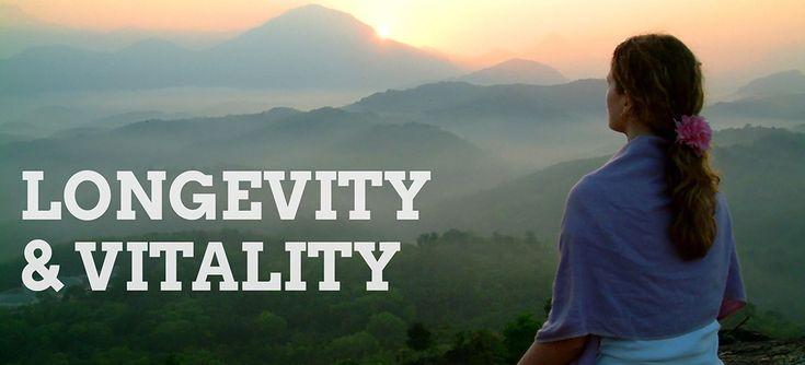 Longevity & Vitality - Organic Remedies