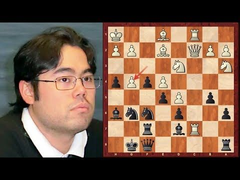 View a Youtube Chess Video: Hikaru Nakamura Immortal Chess Game! - Mega-exciting sacrifices abound! - Sinquefield Cup 2015