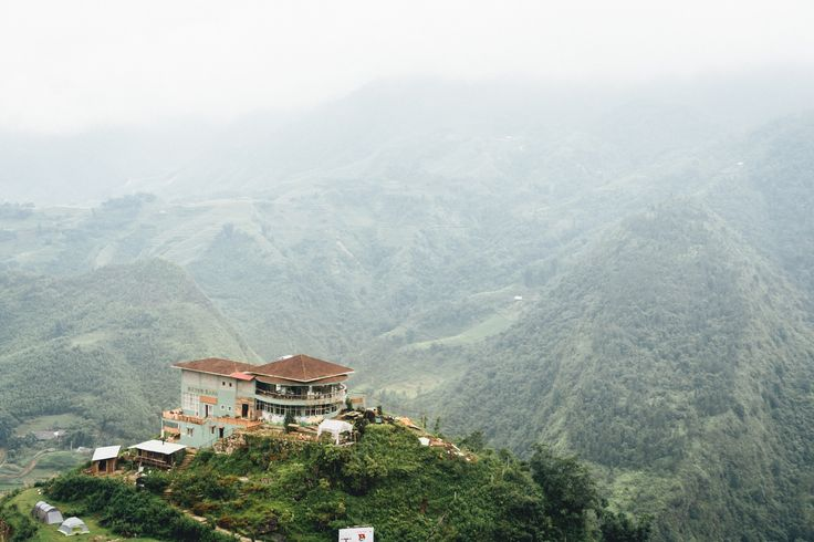 Haven Sapa - Seen on the way from Sapa to Catcat.