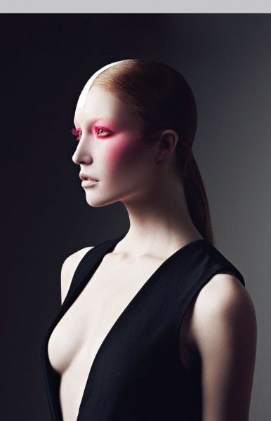 Inside FLARE's March Beauty Shoot: Japanic Organic / Photo by Max Abadian