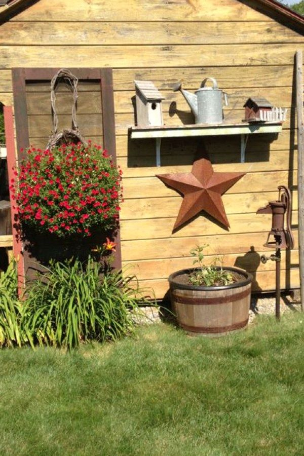 Creative Potting Shed transformation designs for your garden project