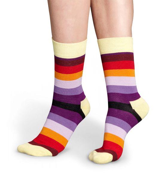Fun socks for happy people at Happy Socks! Stripe colorful sock