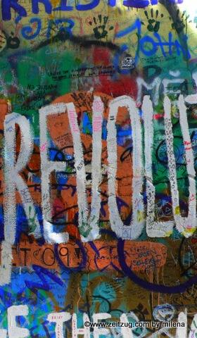 John Lennon Wall, Prague (CZ)