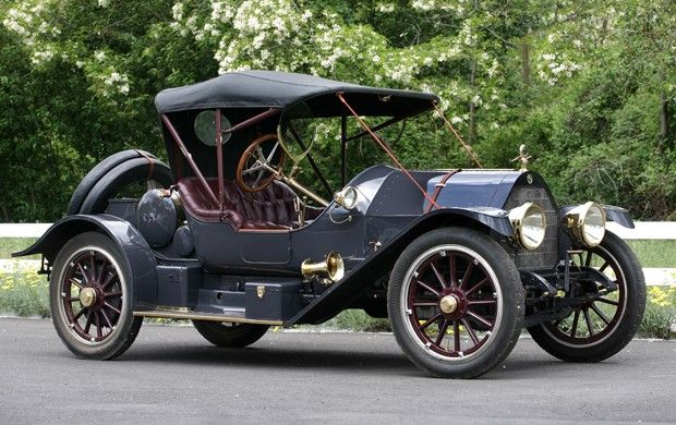 Gooding & Co. -  1912 Speedwell Model 12-H Speed Car Formerly owned by James Melton, Winthrop Rockefeller and Harrah's.