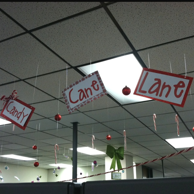 Hehehe Office Decor Christmas Office Christmas Decorations