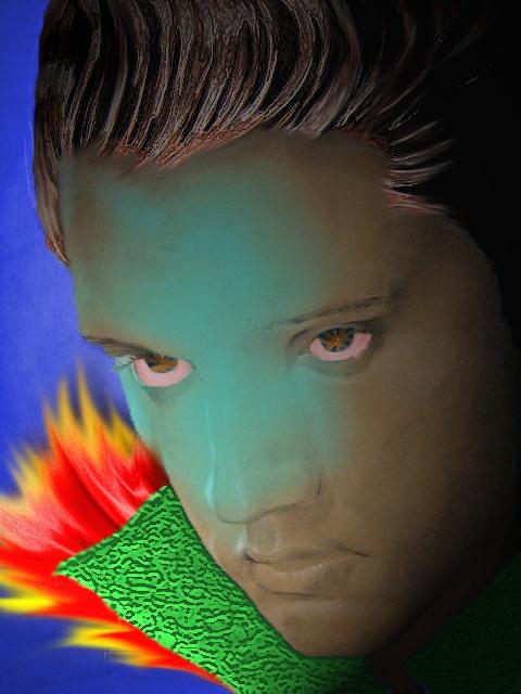 Elvis.: Elvis, Rocks Stars