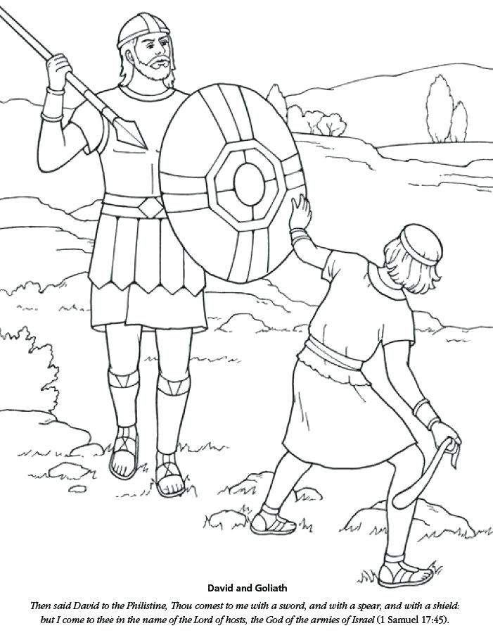 David And Goliath Coloring Page Games Color Time And David Goliath Coloring Pages Printable Sunday School Coloring Pages David And Goliath Bible Coloring Pages