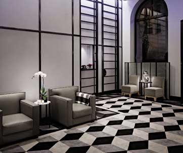 Innenarchitektur York 32 besten andree putman bilder auf korridor design