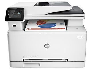 SAVE $50 on HP Color LaserJet Pro MFP M277dw