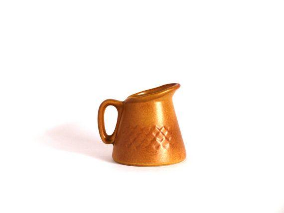 Diana Pottery Nefertiti Milk Jug  Australian Pottery by FunkyKoala