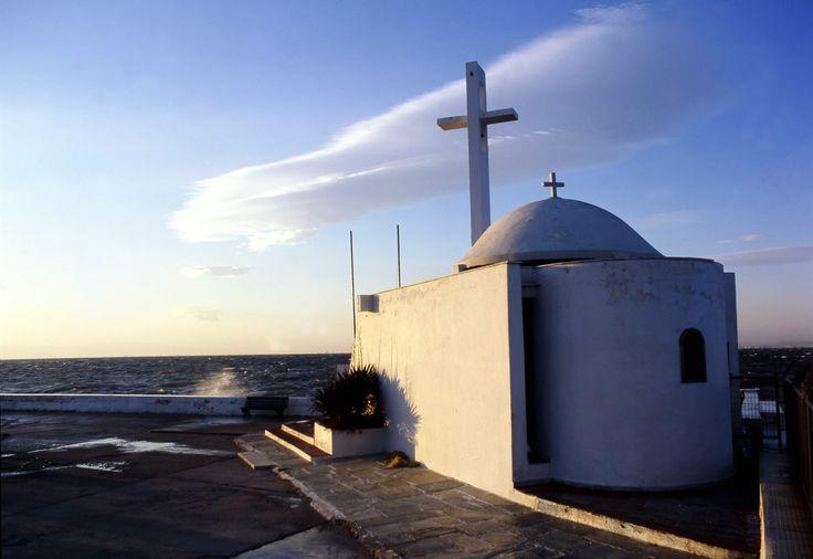 Agios Nikolaos Church in Karabournaki - Thessaloniki - Greece