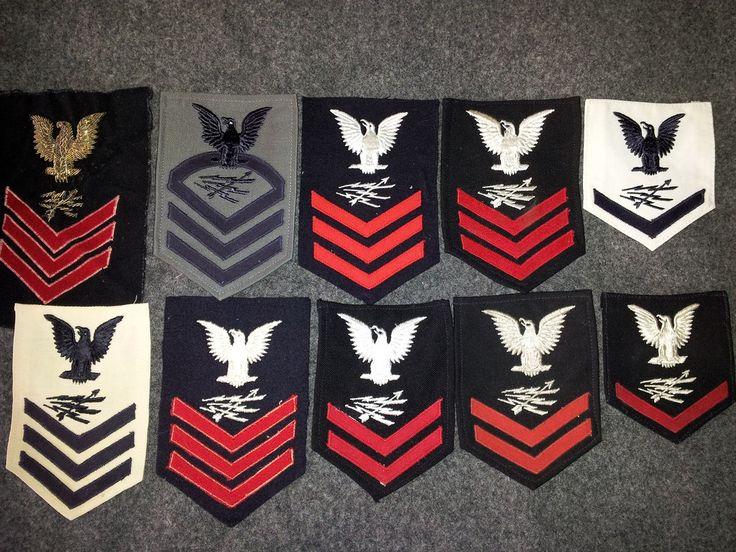 sonar man first class ww2 insignia - Yahoo Search Results