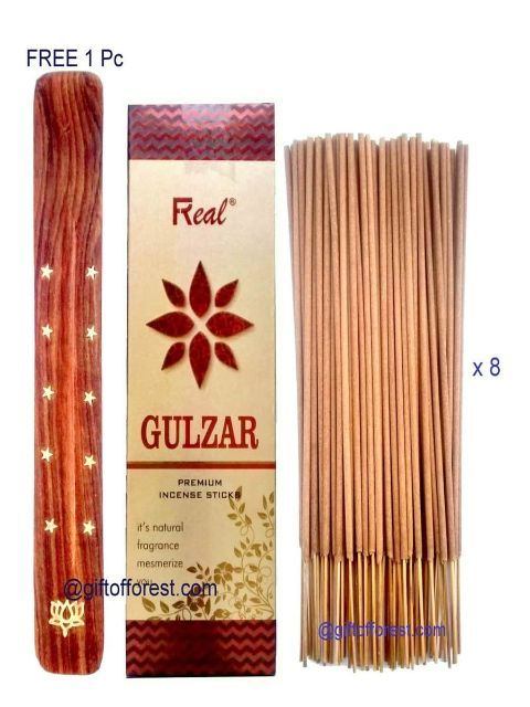 Real Divine Gulzar Incense Sticks