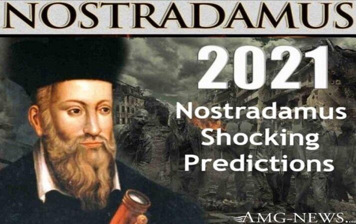 Pin On Nostradamus 2021