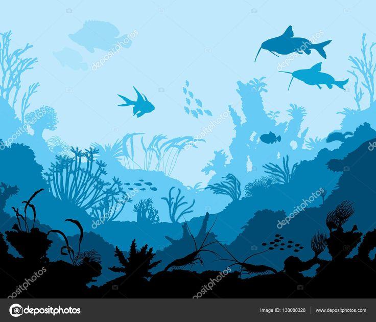 Картинки по запросу подводный мир океан фото