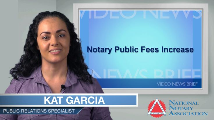 Hear an update on which states are raising #Notary fees from PR Specialist Kat Garcia at the NNA. http://www.nationalnotary.org/bulletin/bulletin_articles/notary_public_fees_to_increase_in_several_states.html?utm_source=social&utm_medium=pinterest&utm_content=Story1
