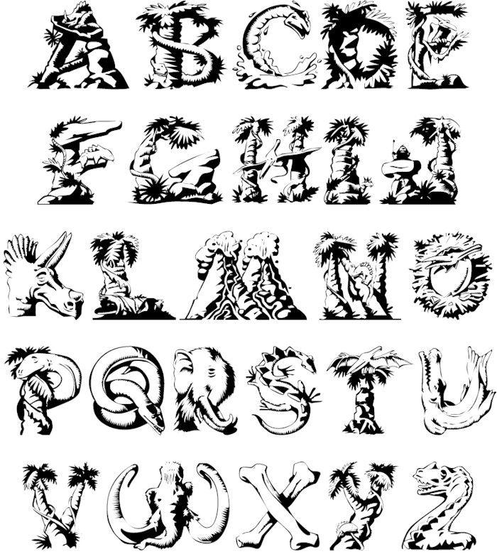 Alphabet Soup Coloring Pages : Alphabet soup coloring page
