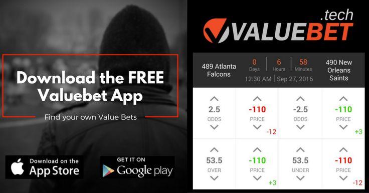 NFL Week 3 Monday Night Football Sports Betting Valuebet: Atlanta Falcons @ New Orleans Saints