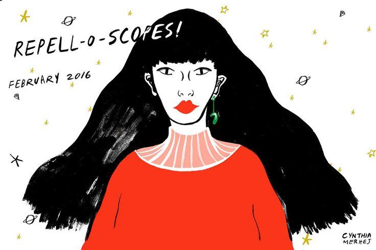 february horoscope: from amelia susan miller diamond!