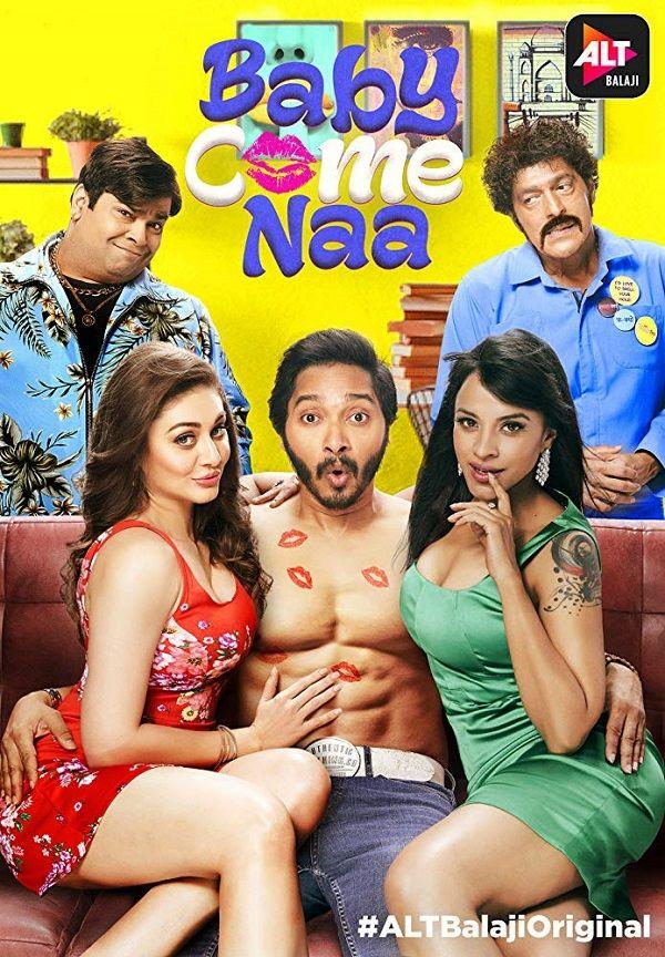 Baby Come Naa Season 01 - MoviesKickk | ALT BALAJI WEB