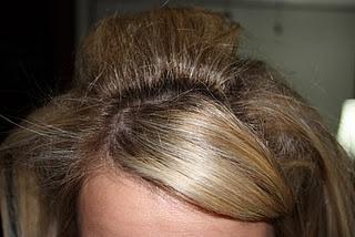 Big hair tutorial