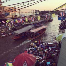 BBM KOREA   Amphawa, Thailand   Restaurant Boat