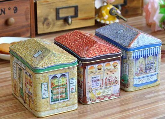Милые коробки для чая, печенья, конфет или чего-то еще Где купить: http://ali.pub/vf846