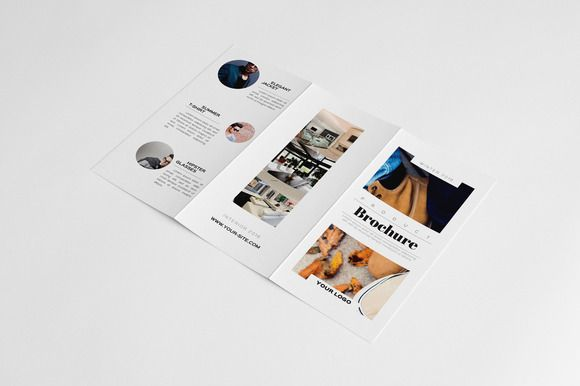 Trifold Product Brochure @creativework247