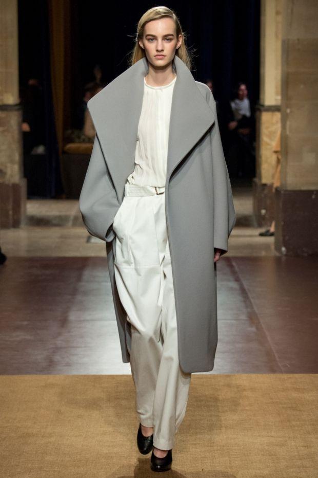 Модные пальто весна 2015