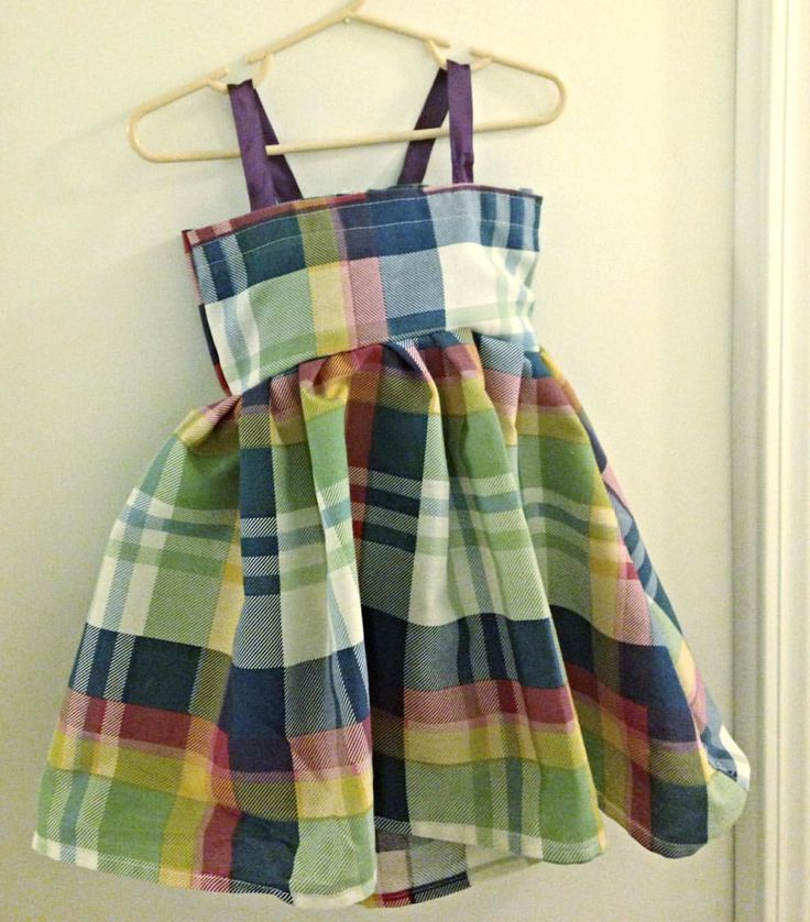 Pretty plaid just finished this toddler sundress. #DesignsByAdara #cute #trendytots #girl #toddlerdress #handmade #handmadeincanada #toddler #summer #babystyle #babyfashion
