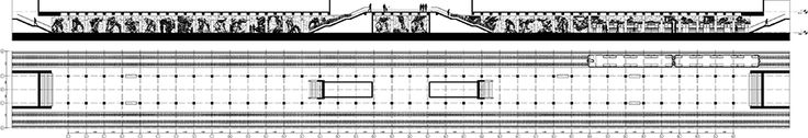 Reconstruction of the Moscow Metro station Proletarskaya