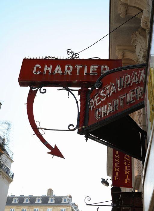 Bouillon Chartier – Brasserie historique à Paris - Gallery