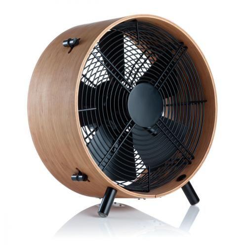 Ventilateur Ventilateur design Otto - bambou Ventilateur design Otto - bambou