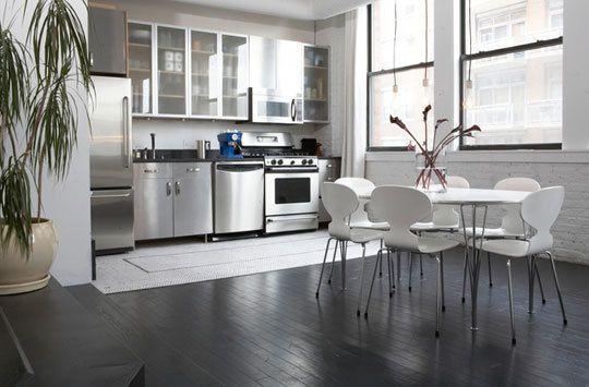 Die besten 17 Bilder zu kitchen inspiration auf Pinterest Uhr - küchenzeile kleine küche