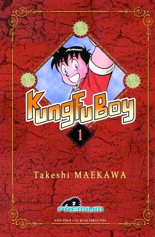 Kungfu Boy - Takeshi Maekawa