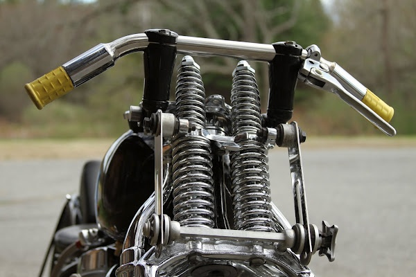shorty gripsPersonalized Interesting, Panhead Dragster, Shorty Grip