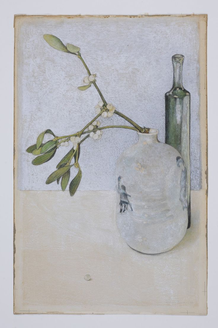 Floris Verster - Mistletoe