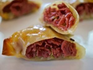 Easy canned corned beef sandwich recipe