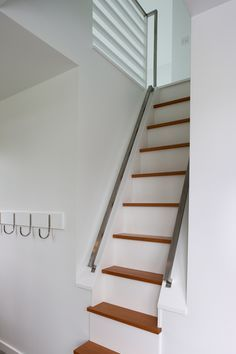 steep stair solutions - Google Search