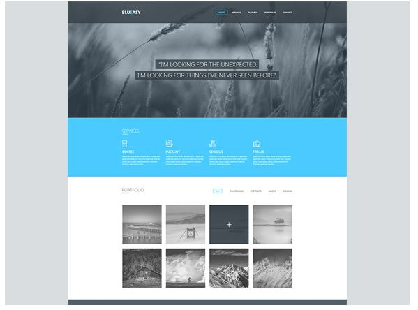 26 best 25 Free Resume PSD Website Template images on Pinterest - best free resume site