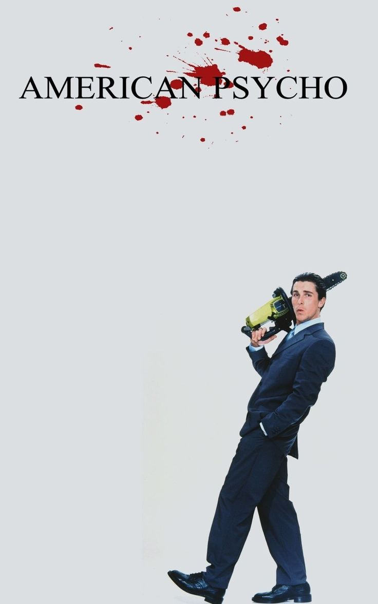 American Psycho (2000) -- Wealthy NY businessman is secretly a serial killer. One of the best immersions into a character I have ever seen. Christian Bale is incredible in this role. The film is a razor sharp, darkly hilarious social commentary & totally engaging flick. Don't miss it. Mina Tepes Rating: 5 Fangs.