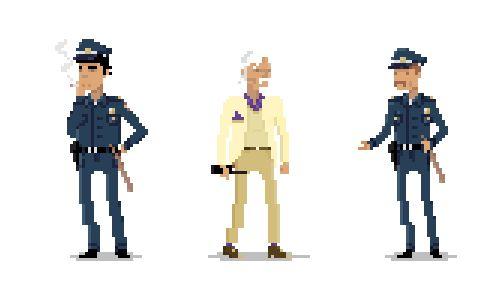 Pixel Art a golpe de tecla