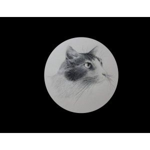 Round 18 mm Snap that you can personalize with your pet's image or your contact info! http://www.dianasnaps.com/partner/LauraG