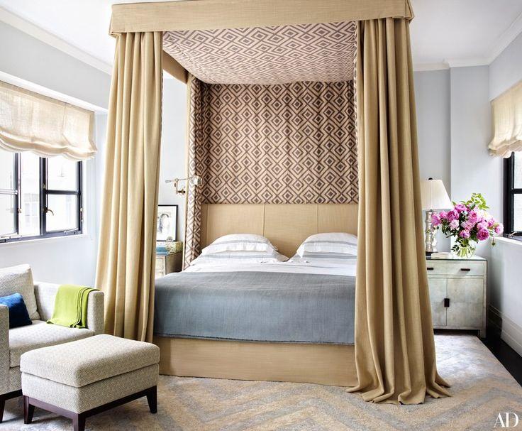 17 melhores ideias sobre cortinas da cama com dossel no pinterest ...